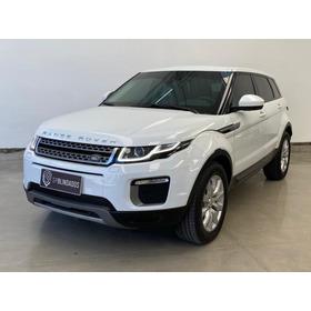 Range Rover Evoque Se 4wd 2016 Blindada Inbra ***27mil Km***