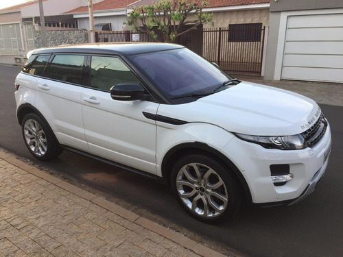 range rover evoque si4 4wd dynamic 2013/2013