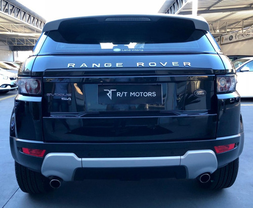 range rover evoque si4 pure - ipva 2018 pago