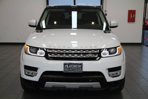 range rover hse 3.0 super charged dynamic
