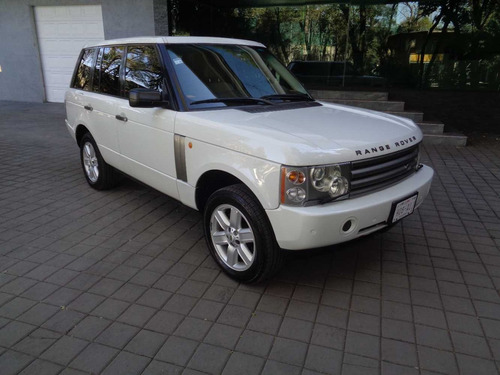 range rover hse 4x4 full equipo 2005 (impecable)