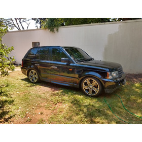 Range Rover Hse Spot V8 Hse