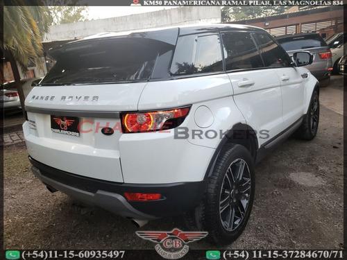 range rover land