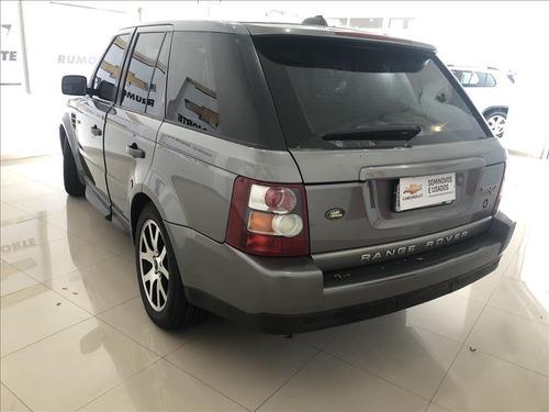 range rover sport 2.7 hse 4x4 v6 24v turbo diesel 4p automá
