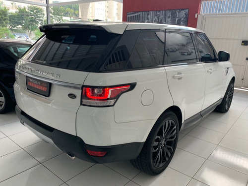 range rover sport 3.0 hse 4x4 v6 2015 turbo diesel branco