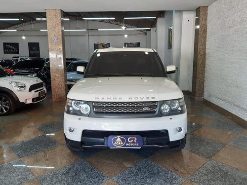 range rover sport 5.0 hse supercharged 4x4 v8 32v aut.-2010