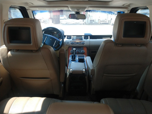 range rover sport 5.0 supercharged ano 2010 gasolina
