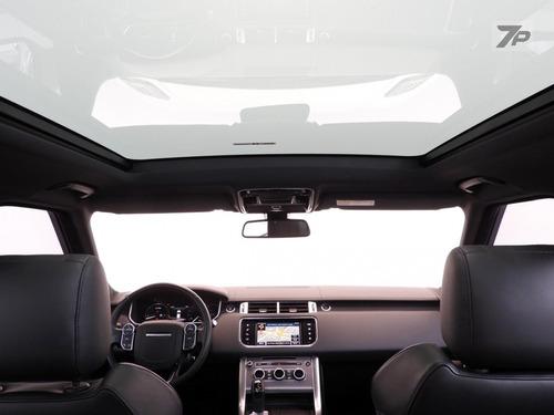 range rover sport hse sdv6 3.0 bi-turbo diesel 4x4 4p aut.