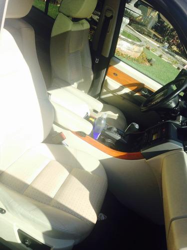 range rover sport sc v8,  2008, plata interiores beige.