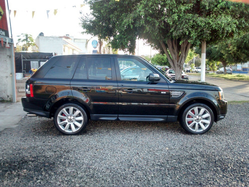 range rover sport super charged 2013