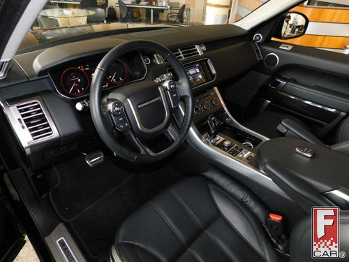 range rover sport superchaged 5.0 dynamic 4wd