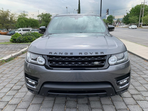 range rover sport supercharger  dynamic 2015