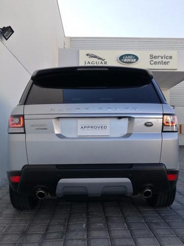 range rover sport v8 super charged  2015 para estrenar