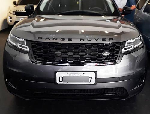 range rover velar land rover