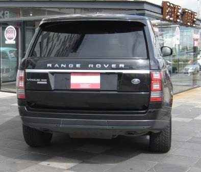 range rover vogue  blindada por ballistic nivel iii plus