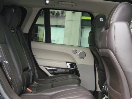 range rover vogue  blindada por ballistic nivel iii plus