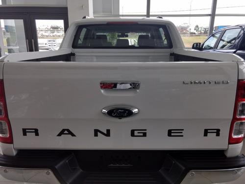 ranger 100% xlt diesel  - plan óvalo