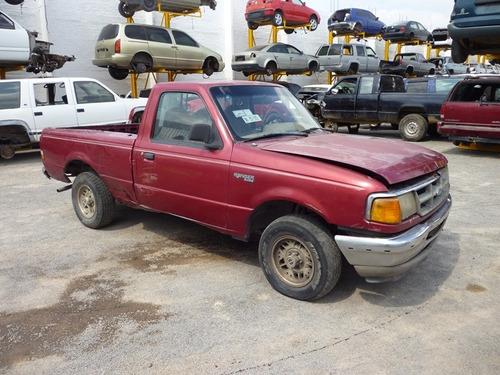ranger 1998,quemada,standar,motor 2.3 4 cil 8 bujias ,partes