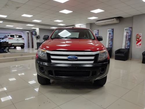 ranger 2 dc 4x2 xl safety 2.2l d 2012