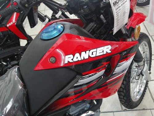 ranger 200gy-8 año 2020