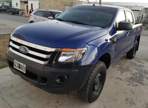 ranger 2016 safety 2.2 diesel 4x2 / 28.000 km $1.990.000