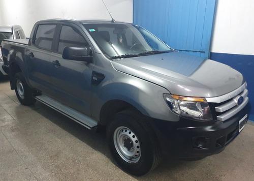 ranger 2.2 diesel xl impecable!! recibo menor/financio