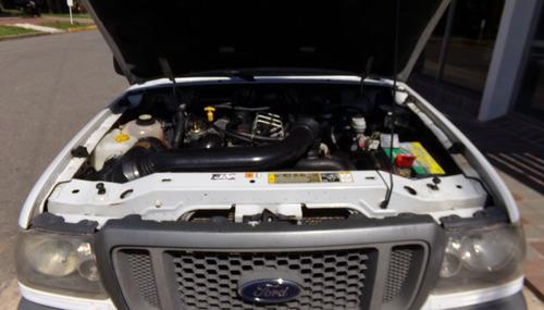 ranger d/cabina 3.0 tdi power stroke xl plus 4x2 año 2007