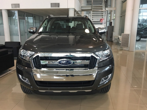 ranger limited 3.2 cabina doble   automatica gris #29
