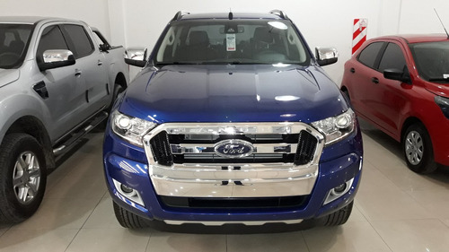 ranger limited 4x4 automatica 2018 | 3