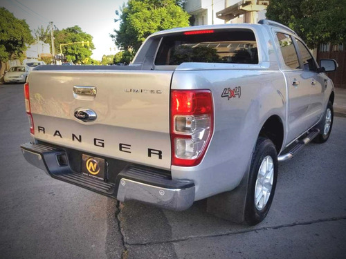 ranger  limited  4x4  , entrega y cuotas , recibo menor !!!