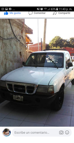 ranger pick up 4x2 cabina simple diesel 2.5 modelo 1998