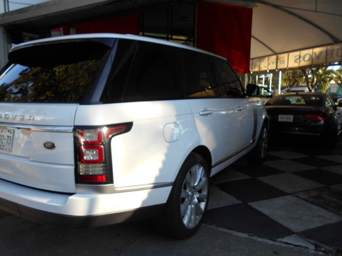 ranger rover vogue se supercharger 2014