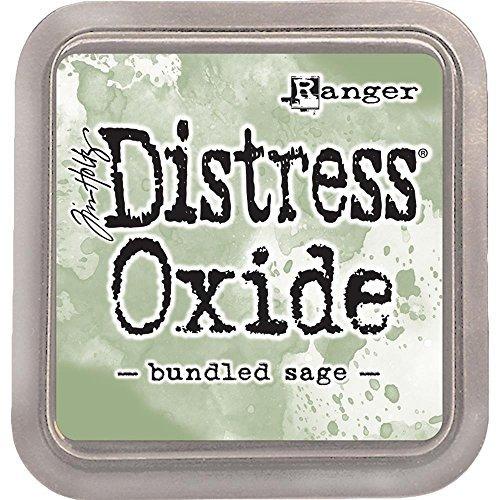 Ranger Tim Holtz distress oxide sello almohada Forest Moss