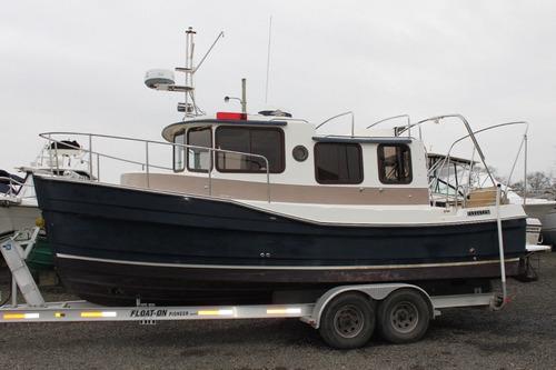 ranger tugs r-25 barco de pesca
