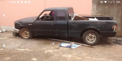 ranger v6  stx caminhonete