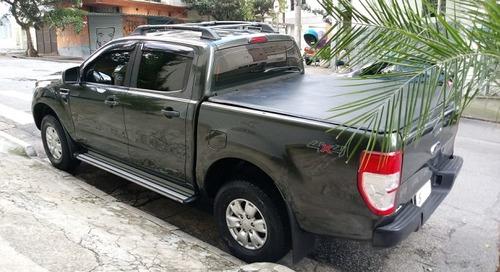 ranger xls 2013 cab dupla diesel manual ún dono! suportecar