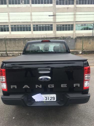 ranger xls cabine dupla turbo diesel automática