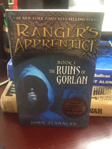 ranger's appretince - vol. 1 - the ruins of gorlan - 2006
