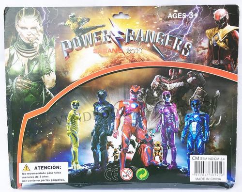 rangers brinquedo bonecos power