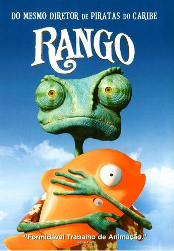 rango dvd original