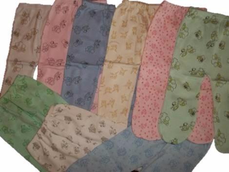 a81da2502 Ranita Pantalon Medio Osito Para Bebe Talle Unico X Docena -   586 ...