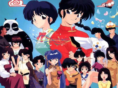ranma 1/2 serie anime