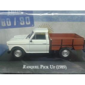 Ranquel Rastrojero 1 43 Colección 11cm Ixo 1989 Salvat