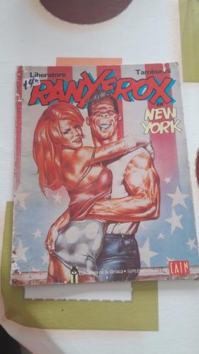 ranxerox -  liberatore y tamburini