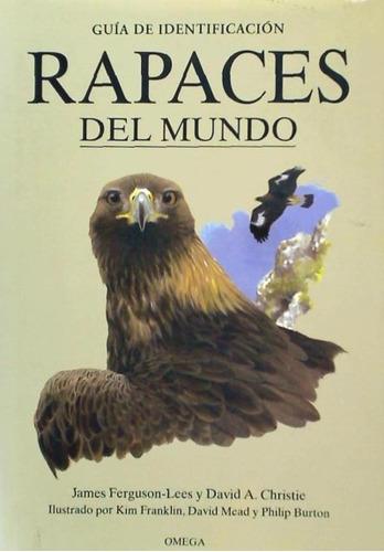 rapaces del mundo(libro zoología)