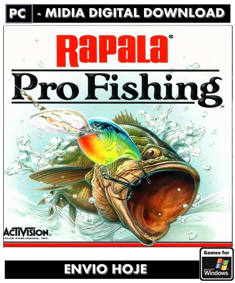 rapala pro fishing