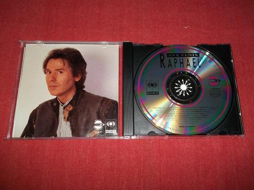 raphael - ave fenix cd imp ed 1992 mdisk