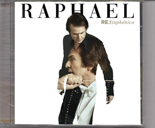 raphael - cd album resinphonico (2018) - completo