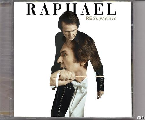 raphael - cd resinphónico (2018)- nuevo- entrega inmediata