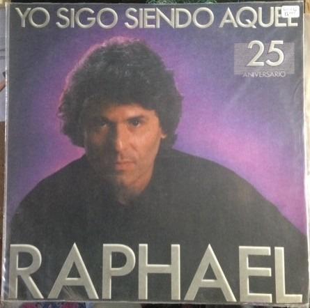 raphael, yo sigo siendo aquel  vinilo colombia